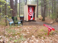 From a good NRRT neighbor: the soda stand
