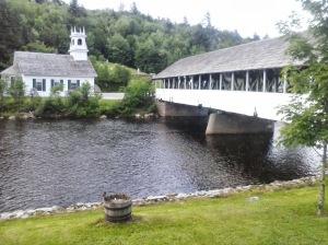 View from Stark Village Inn