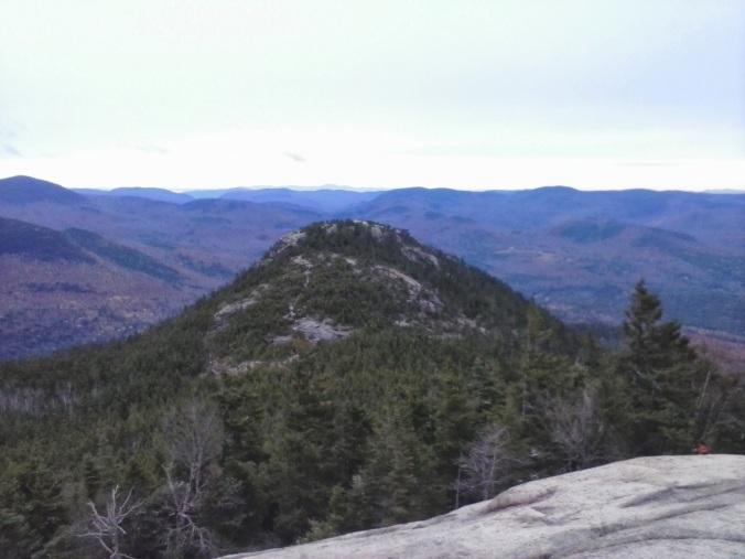 Welch Mountain, taken from Dickey Mountain