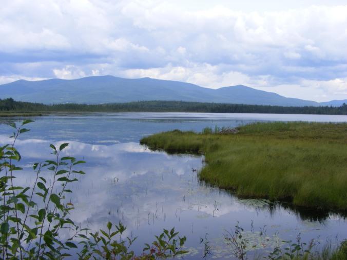 Pliny Range, north of Cherry Pond