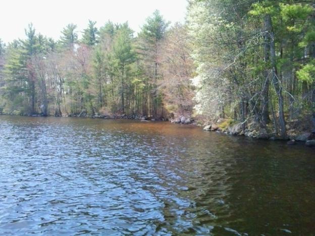 Lake Massabesic, Auburn, New Hampshire