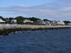 Narragansett from town pier