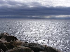 Off the RI coast