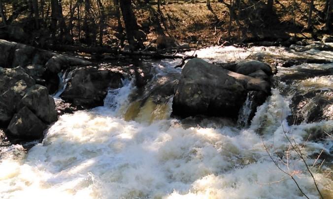 Wildcat Falls Apr 2017
