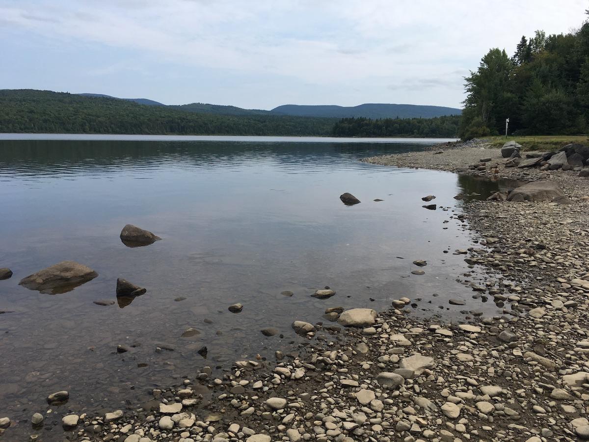 2nd Lake d