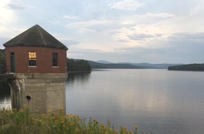 Lake Francis Murphy Dam