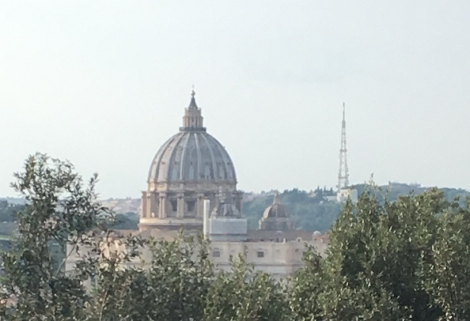 St. Peter's Dome from