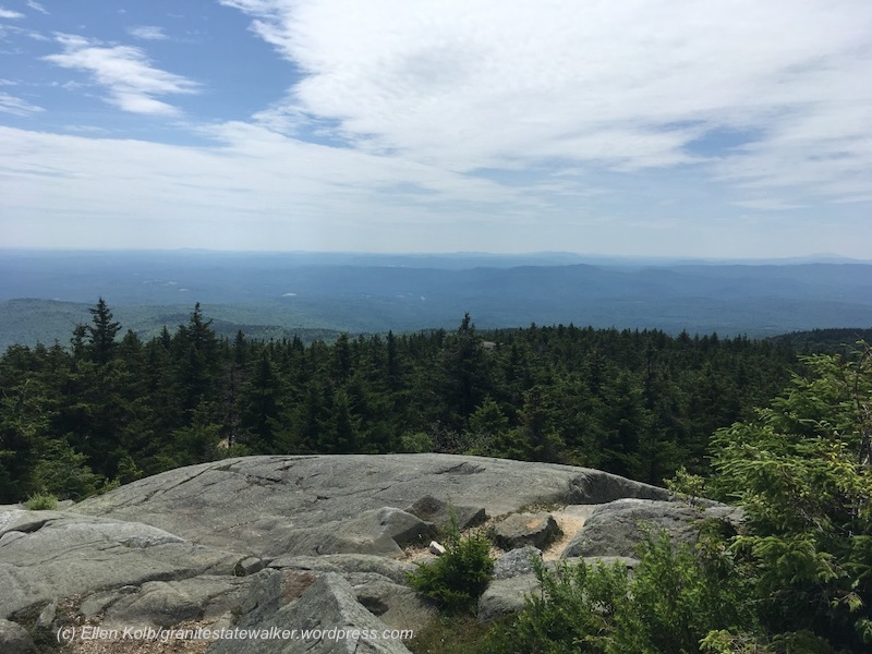 Mt. Kearsarge summit, NH