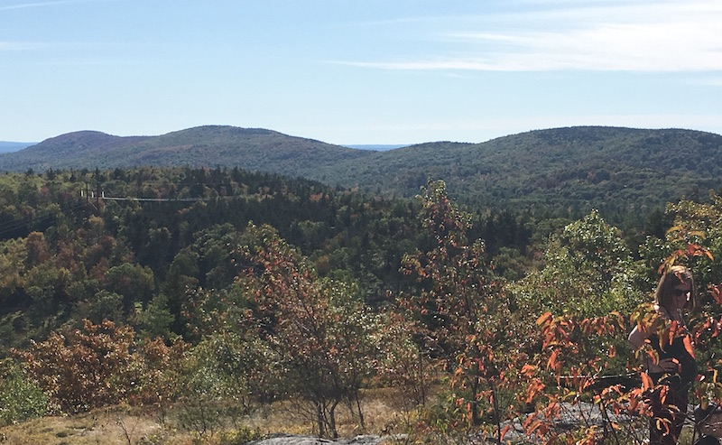 southern Wapack Range