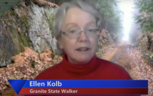Ellen Kolb NH Granite State Walker