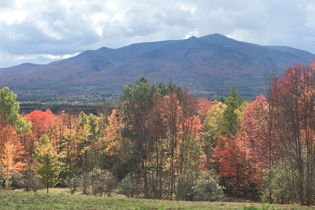 Cherry Mountain, Jefferson New Hampshire. Photo by Ellen Kolb