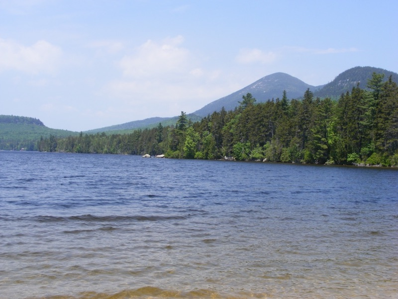 Christine Lake, Stark, New Hampshire